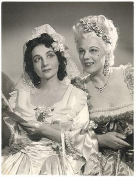Neményi Lili Osváth Júlia - Figaro házassága 1948