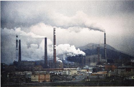 Norilszk füstjei - a világ legszennyezettebb területe
