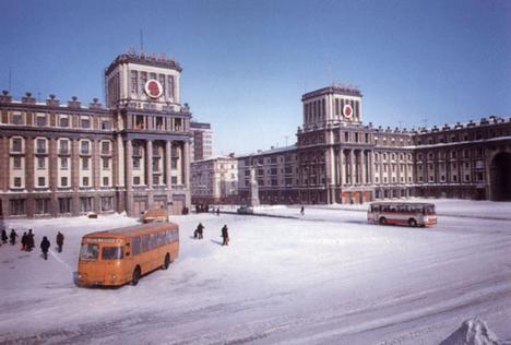norilszk városa