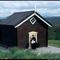 Orosz vidéki templom szentelő