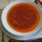 Pirított tarhonya leves.