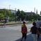Szemben a Corvinus vagyis Kertészeti egyetem parkja