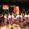 A március 1-i Ünnepi műsort Újpesten kis diák kórus  színesítette.
