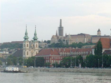 Budapest látképe a Dunáról (19)