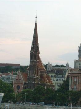 Budapest látképe a Dunáról (21)