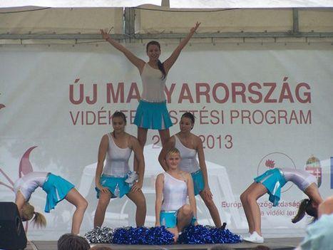 Diamond majorett és tánc csoport 3