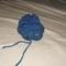 kék kis szütyő