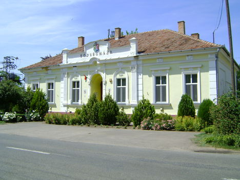 Községháza Ambrózfalva
