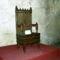 Vajdahunyad vára trón
