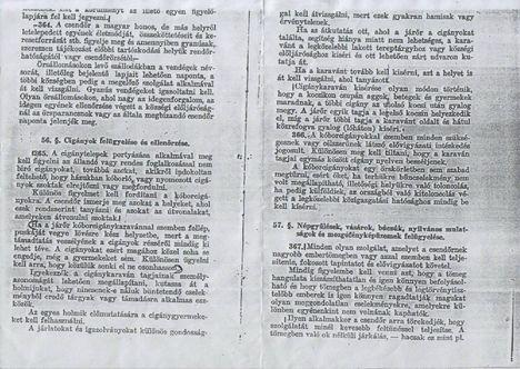 100éves cigány rendelet