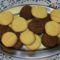 Csokis-vaníliás keksz