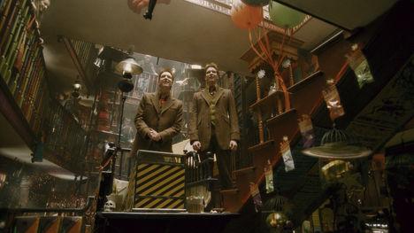 Harry Potter és a Félvér Herceg 1 1