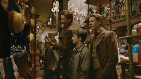 Harry Potter és a Félvér Herceg 1 3