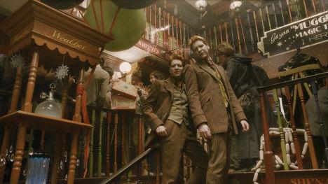 Harry Potter és a Félvér Herceg 1 7