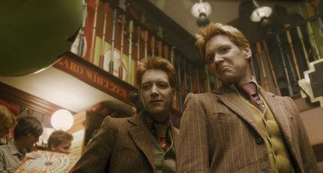 Harry Potter és a Félvér Herceg 1 9