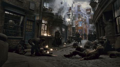 Harry Potter és a Félvér Herceg 9