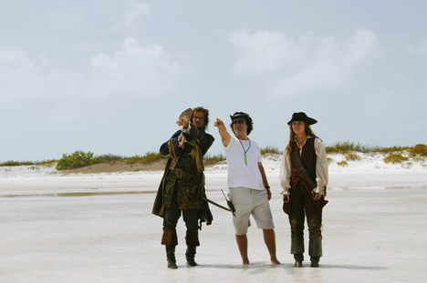 Pirates of the Caribbean behind the scenes 2