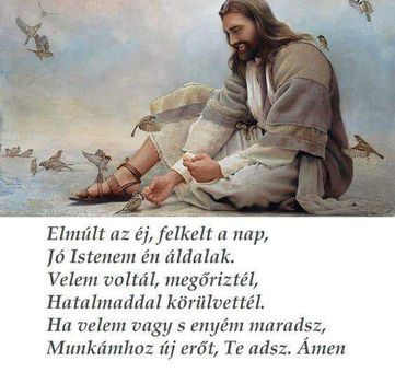 jézus reg