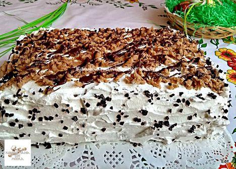 Gesztenyepüré sütemény