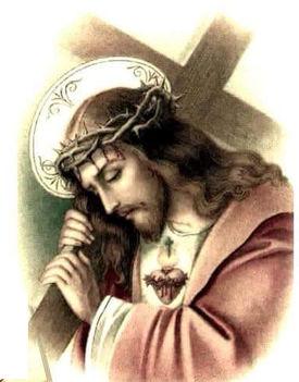 Jézus kereszt útja