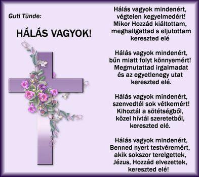 HÁLÁS VAGYOK