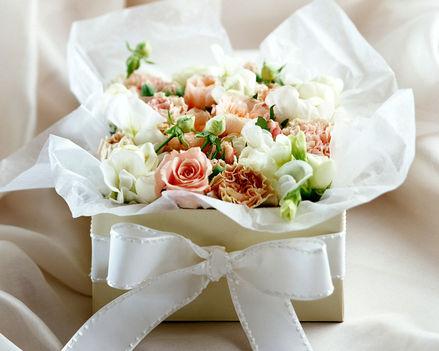 jardine doboz virág