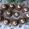 Mogyorókrémes mini torta
