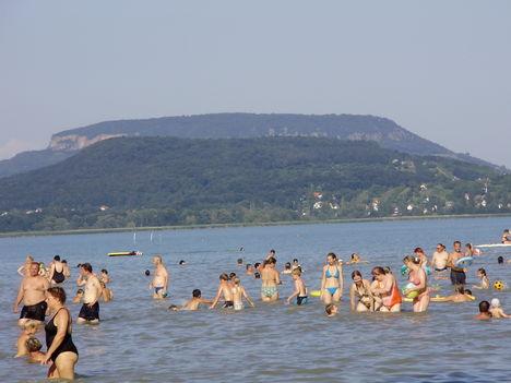 2009 Balatonedericsi strandról.