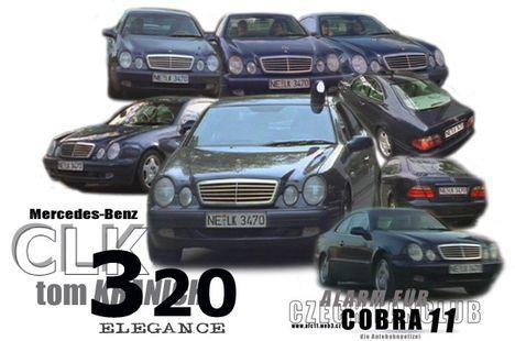 Mecedes Benz clk 320