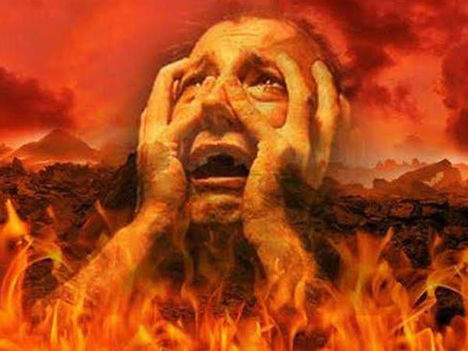 Aranyosi Ervin: Földi pokol
