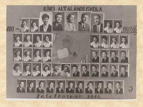 1961-ben végzettek