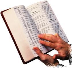 Biblia kézben