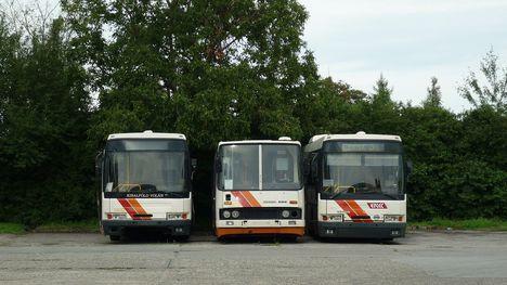 ikarus buszok 3 három