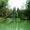 Sebes csatorna Szigetközi hullámtéri vízpótlórendszerben, Kisbodak 2016. július 14.-én 2
