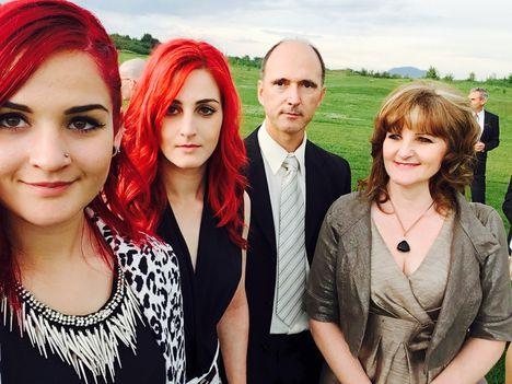 Tapolcsányi család, 2016.