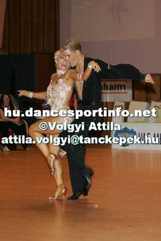 Völgyi Attila táncos