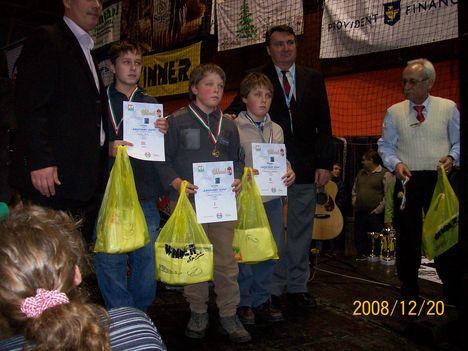 ABertus ikrek  országos bajnokságot nyertek