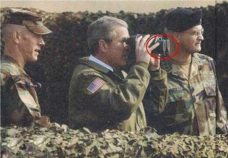 Bush haderőparancsnok