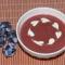 Tejszínes-mézes szilvakrém leves