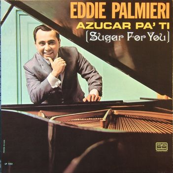 A legendás Eddie Palmieri