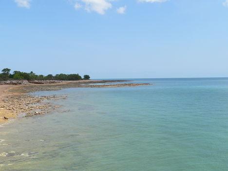 Indian Ocean Timor Sea