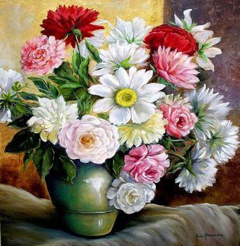Ez a csokor virág minden tagunknak HOZZON BOLDOGSÁGOT