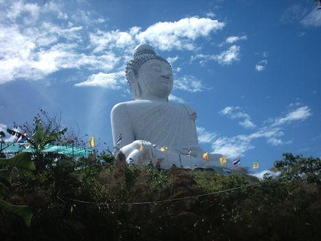Big Buddha 02 - Phuket, Thailand
