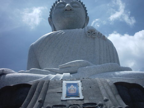 Big Buddha 04 - Phuket, Thailand