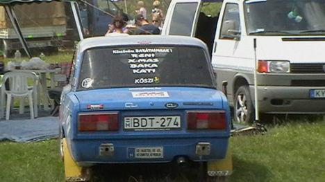 Részeges Rallye 11