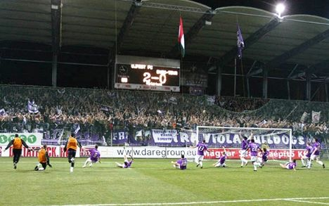 Újpest 2-0 Debrecen