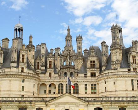 chambord-castle