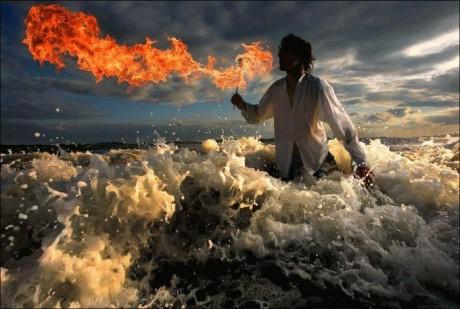 tűz és viz