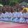 Sárvári karate bemutató 2009