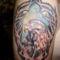 Anubisz tattoo 7